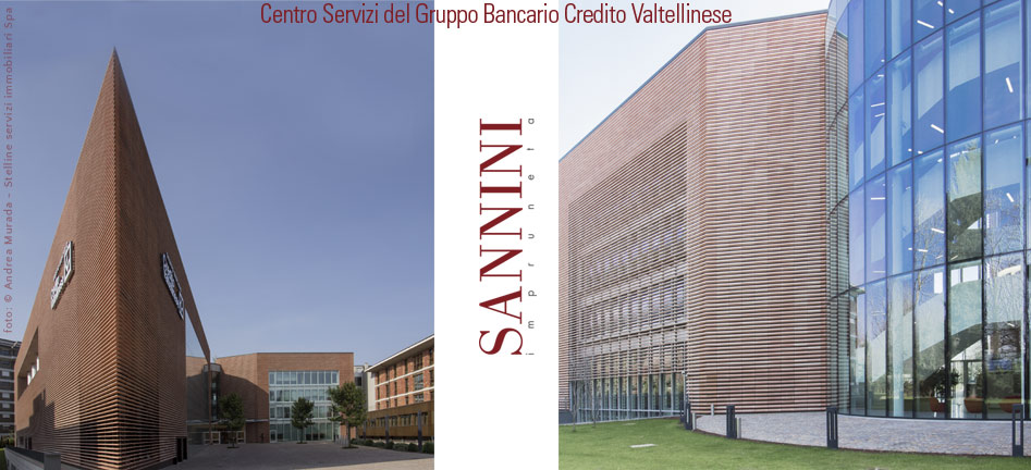 Service Centre of the bank group - Credito Valtellinese